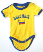 COLOMBIA BABY BODYSUIT 100%COTTON. SIZE FOR 18 MONTHS .NEW