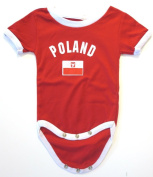 POLAND BABY BODYSUIT 100%COTTON. SIZE FOR 6 MONTHS .NEW