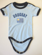 URUGUAY BABY BODYSUIT 100%COTTON. SIZE FOR 18 MONTHS .NEW