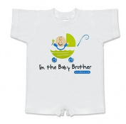 I'm the Baby Brother - Romper Onesie Gift