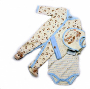 Vitamins Baby Infant Boys 4 Pc Set Size 9 Mos