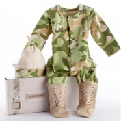 Baby Camo 2 Piece Layette Set