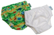I-play Swim Nappy Size Medium, Colour White
