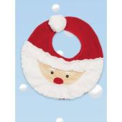 Baby Santa Bib