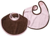 Chic Girl Baby Bibs Gift Set