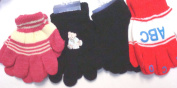 Sj.022, Set of Four Pairs One Size Magic Gloves for Infants and Toddlers Ages 1-4 Years
