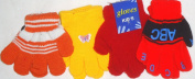 Sj.028, Set of Four Pairs One Size Magic Gloves for Infants and Toddlers Ages 1-4 Years