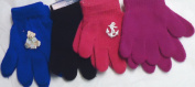 Sj.015, Set of Four Pairs One Size Magic Gloves for Infants and Toddlers Ages 1-4 Years