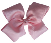 A Girl Company Pink Hair Bow for Baby and Girl