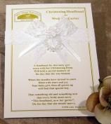 Christening Headband to Wedding Garter, Colour