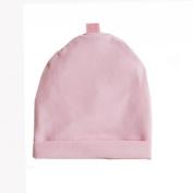 Satsuma Designs Jersey Infant Hat, Pink, 0-6 Months
