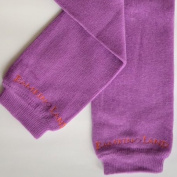 Bambino Land - Berry Organic Cotton Baby Leg Warmers
