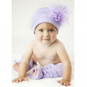 Baby Lilac Kisses Legruffle Leg Warmers By Huggalugs