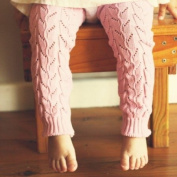 Lupine Lace Cable Knit Leg Warmers
