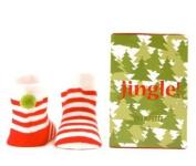 Trumpette Jingle Infant Socks - 0-12M