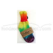 Maggies Functional Organics Childrens Socks Toddler Tie Dye Anklets 217309