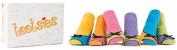 Trumpette Tootsies Socks, Assorted, 0-12 Months