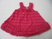 Taille O Dress Pink/ Stripes Size 6 Months