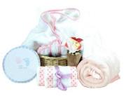 The Sweet Baby Girl Gift Basket