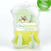 Disney Winnie the Pooh Brush and Comb Set
