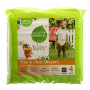 Seventh Generation - Baby Nappies Stage 4