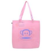 Paul Frank Core Julius Jelly Pink Big Tote Shoulder Bag