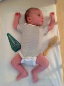 Baby Robbie Personal Grooming Set- BABY BRUSH AND BABY SCISSORS