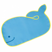 Skip Hop Moby Bath Mat, Blue
