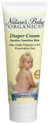 Nature's Baby Organics - Organic Nappy Ointment Fragrance Free, 120ml cream