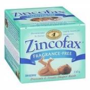 Zincofax Fragrance-Free Prevents & Treats Nappy Rash 130g