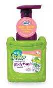 Pampers Kandoo Brightfoam Body Wash, Tropical Smoothie Scent, 8.4 Fluid Ounce