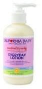 California Baby Everyday Lotion (w/pump) Overtired & Cranky