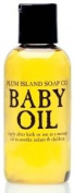 Plum Island Baby Oil - All Natural Baby Oil for Massage