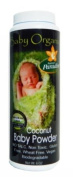 Baby Powder Organic Unscented By Nature's Paradise 180ml