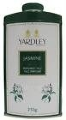 Yardley Jasmine Perfumed Talc 250gram
