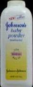 Johnson's Baby Powder, Medicated, 440ml