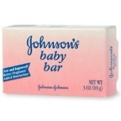 Johnson's Baby Bath Bar, 90ml