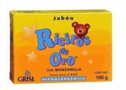 Ricitos De Oro Grisi Baby Soap - Soft Hypoallergenic Soap 100ml