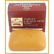 Nubian Heritage Soap Bar, Honey and Black Seed, 150ml