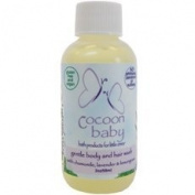 Cocoon Baby Travel Body and Hair Wash 60ml