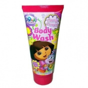 Dora The Explorer Cherry Scented Body Wash