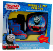 Thomas & Friends Bubble Time Friends Bubbling Body Wash & Wash Mitt