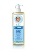 Klorane Baby Gentle Foaming Gel for Hair and Body 200ml