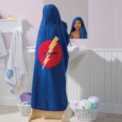 One Step Ahead Kids Hooded Superhero Towel .