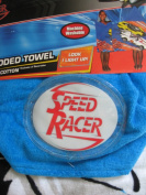 Speed Racer Hooded Towel with Light up Hood