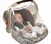 Jolly Jumper - Fitted InsectBug Netting For Infant Carrier