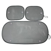 Rear & Side Window Shade Set