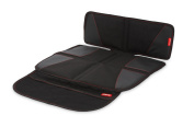 Diono Super Mat Seat Protector with Organiser, Black