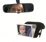 Baby on Board Rear View Mirror
