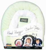 Jolly Jumper Head Hugger Baby Head Support 7.6cm 1 Pillow - Sage